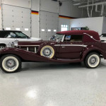 1936 Mercedes-Benz 540 k S ,replica