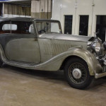 1935 Rolls-Royce 20/25 with an Artur Mulliner