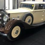 1938 Rolls- Royce 25/30
