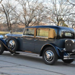 1933 Rolls-Royce Phantom II Newport Town Car