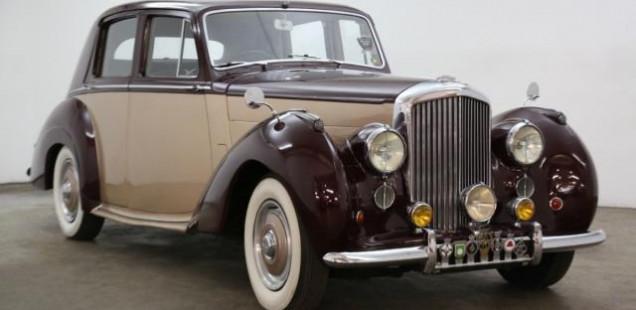 1953 Bentley R-Tyре Right Hand  Drive