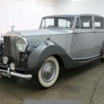 1947 Rolls-Royce Silver Wraith Limousine
