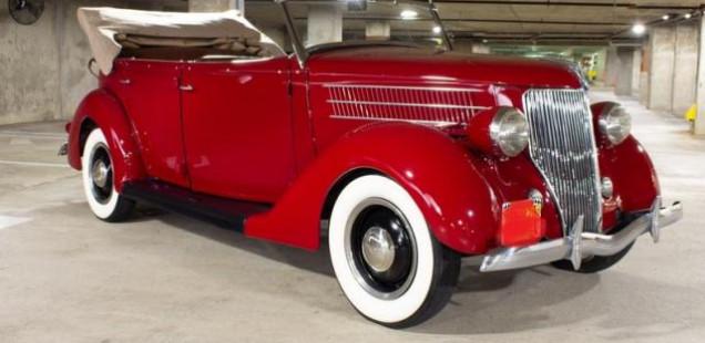 1936 Ford Phaeton Cabriolet