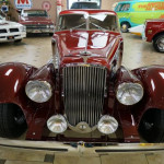 1938 Dusenberg Aero Coupe