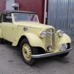 1939 Adler Junior Triumph