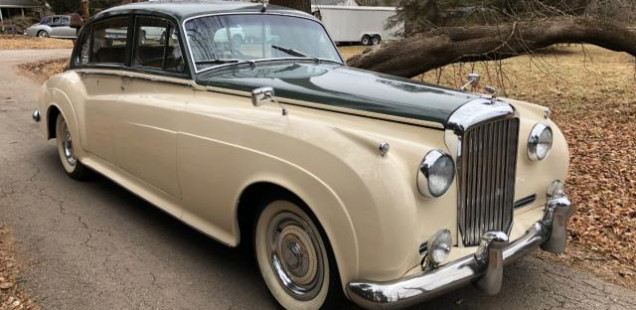 1958  Bentley S1 L ong Wheel Base