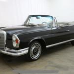 1963Mercedes-Benz 220SE Cabriolet