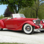 1934 Packard 1107 Roadster