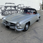 1959 Mercedes-Benz 190 SL Roadster