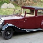 1934 Rolls-Royce 20/25 Nutthing Sedanca