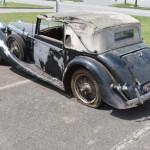 1936 Alvis 20 SD