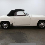 1960 Mercedes-Benz 190 SL  Cabriolet