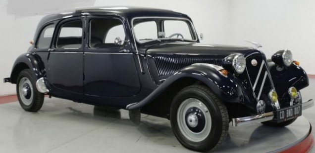1956 Citroen Traction