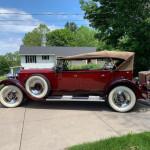 1930  Packard   740 Dual Cowl Phaeton
