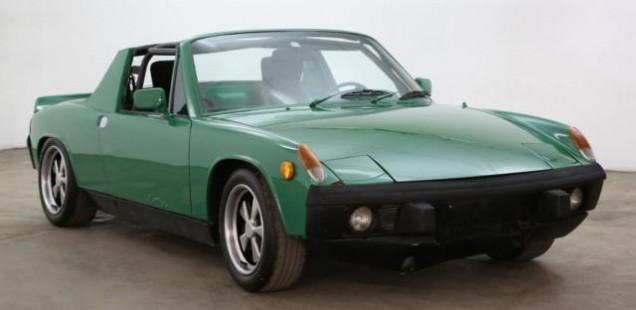 1970 Porsche 914- 6