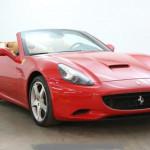 2010 Ferrari California Cabriolet