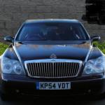 2004 Maybach 62 PCP