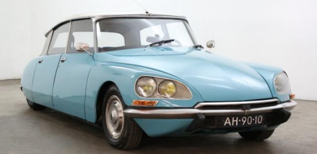 1971 Citroen D Super