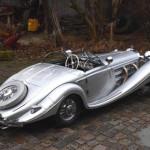 1937 Mercedes-Benz 540 k Cabriolet