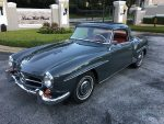 1958Mercedes-Benz 190 SL Roadster