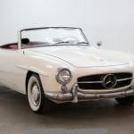 1962 Mercedes-Benz 189 SL Cabriolet