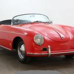 1957 Porsche Speedster ,replica