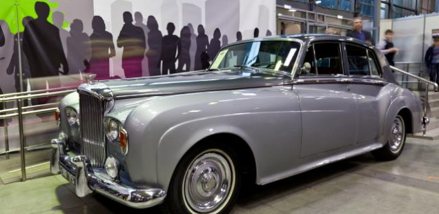 BENTLEY S3 1964 года