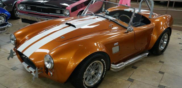 1965 Shelby Cobra by Factory Five