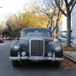 1956 Mercedes-Benz 300C Adenauer