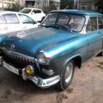 М 21 Волга 1962 г.