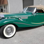 1936 Mercedes-Benz 500k Special Roadster