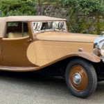 1933 Bentley 3,5 L Barker Sporting