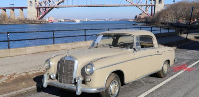 1954 Mercedes-Benz 200 S