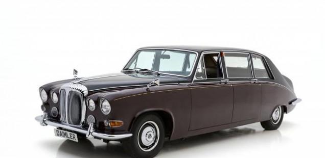 1976 Daimler DS 420 Limousine