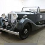 1928 Rolls-Royce 20 hp Drophead Coupe
