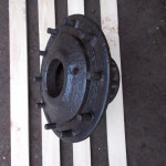 ЯГ 6 передняя ступица