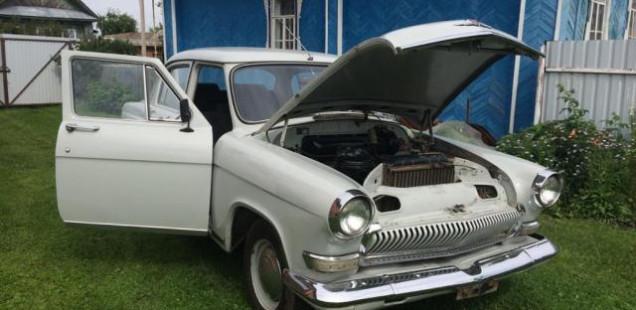 Продажа ГАЗ 21 Волга, 1967 год