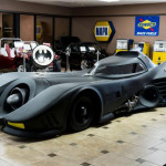 1989 Z Mouvie Car Batmobile