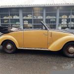 1938 Adler Type 10 2,5 L Cabriolet